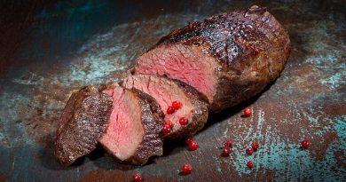 Фрикандо мясо говядина